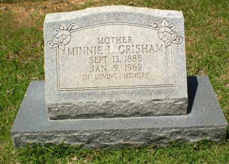 GRISHAM, MINNIE L. - Craighead County, Arkansas | MINNIE L. GRISHAM - Arkansas Gravestone Photos