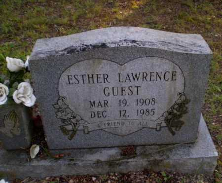 GUEST, ESTHER - Craighead County, Arkansas | ESTHER GUEST - Arkansas Gravestone Photos