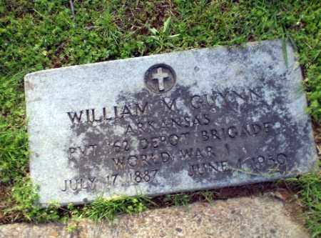 GUYNN  (VETERAN WWI), WILLIAM - Craighead County, Arkansas | WILLIAM GUYNN  (VETERAN WWI) - Arkansas Gravestone Photos