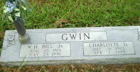 "GWIN, JR, W.H. ""BILL"" - Craighead County, Arkansas 