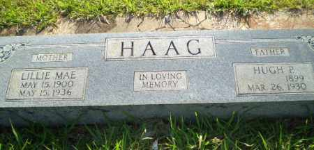 HAAG, HUGH P - Craighead County, Arkansas | HUGH P HAAG - Arkansas Gravestone Photos