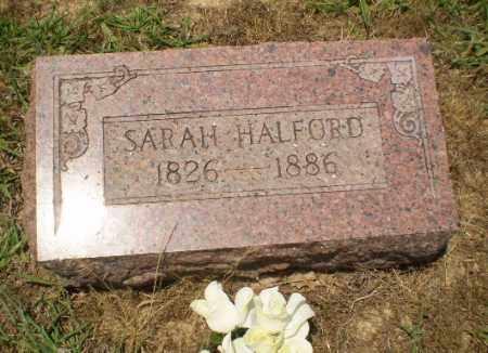 HALFORD, SARAH - Craighead County, Arkansas | SARAH HALFORD - Arkansas Gravestone Photos