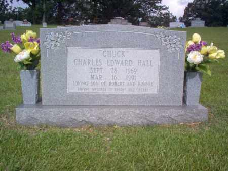 "HALL, CHARLES EDWARD ""CHUCK"" - Craighead County, Arkansas 