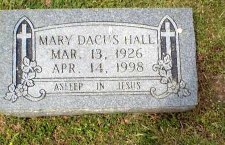 HALL, MARY - Craighead County, Arkansas | MARY HALL - Arkansas Gravestone Photos