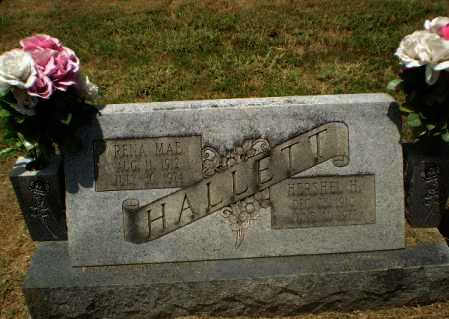 HALLETT, RENA MAE - Craighead County, Arkansas | RENA MAE HALLETT - Arkansas Gravestone Photos