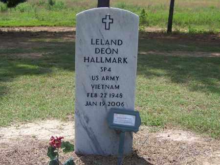 HALLMARK (VETERAN VIET), LELAND DEON - Craighead County, Arkansas | LELAND DEON HALLMARK (VETERAN VIET) - Arkansas Gravestone Photos