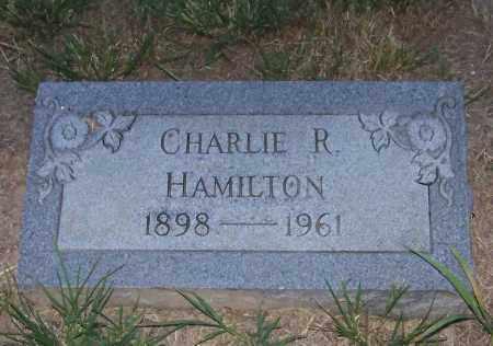 HAMILTON, CHARLIE R. - Craighead County, Arkansas | CHARLIE R. HAMILTON - Arkansas Gravestone Photos