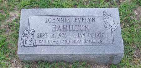 HAMILTON, JOHNNIE EVELYN - Craighead County, Arkansas | JOHNNIE EVELYN HAMILTON - Arkansas Gravestone Photos