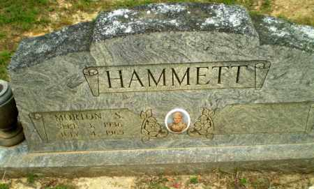 HAMMETT  (VETERAN), MORTON S - Craighead County, Arkansas | MORTON S HAMMETT  (VETERAN) - Arkansas Gravestone Photos