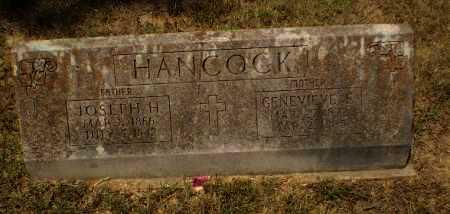 HANCOCK, JOSEPH H - Craighead County, Arkansas | JOSEPH H HANCOCK - Arkansas Gravestone Photos