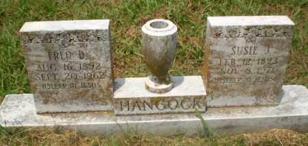 HANCOCK, SUSIE J - Craighead County, Arkansas | SUSIE J HANCOCK - Arkansas Gravestone Photos