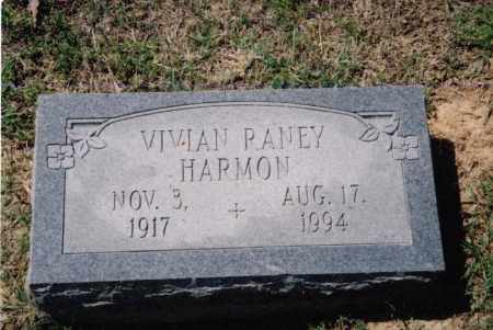 RANEY HARMON, VIVIAN - Craighead County, Arkansas | VIVIAN RANEY HARMON - Arkansas Gravestone Photos