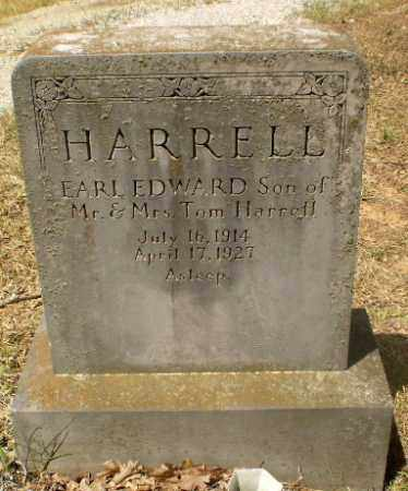 HARRELL, EARL EDWARD - Craighead County, Arkansas | EARL EDWARD HARRELL - Arkansas Gravestone Photos