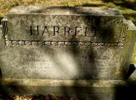 HARRELL, LAURA - Craighead County, Arkansas | LAURA HARRELL - Arkansas Gravestone Photos