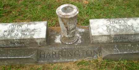 HARRINGTON, DOSIA - Craighead County, Arkansas | DOSIA HARRINGTON - Arkansas Gravestone Photos