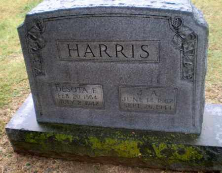 HARRIS, DESOTA E - Craighead County, Arkansas | DESOTA E HARRIS - Arkansas Gravestone Photos