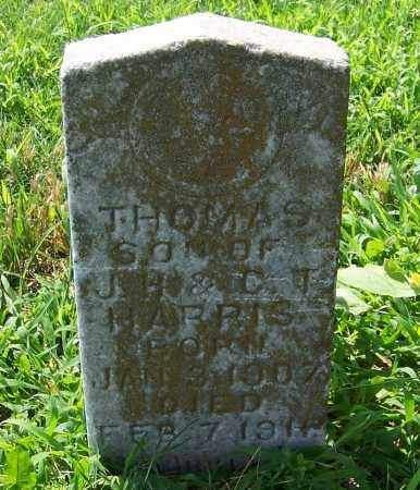 HARRIS, THOMAS - Craighead County, Arkansas | THOMAS HARRIS - Arkansas Gravestone Photos