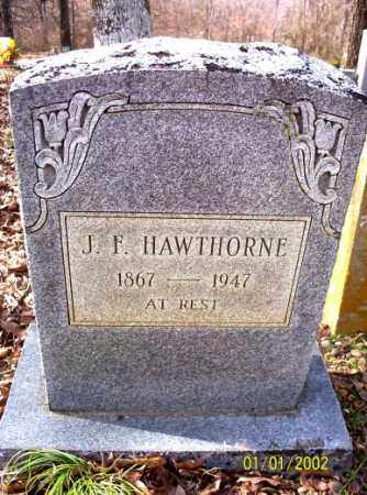 HAWTHOPNE, J.F. - Craighead County, Arkansas | J.F. HAWTHOPNE - Arkansas Gravestone Photos