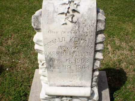 HAWTHORNE, DONALD - Craighead County, Arkansas   DONALD HAWTHORNE - Arkansas Gravestone Photos