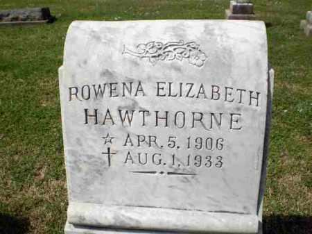 HAWTHORNE, ROWENA - Craighead County, Arkansas | ROWENA HAWTHORNE - Arkansas Gravestone Photos