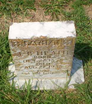 HEATH, T.B. - Craighead County, Arkansas | T.B. HEATH - Arkansas Gravestone Photos