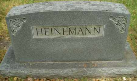 HEINEMANN FAMILY, MONUMENT - Craighead County, Arkansas | MONUMENT HEINEMANN FAMILY - Arkansas Gravestone Photos