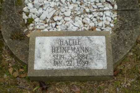 HEINEMANN, HATTIE - Craighead County, Arkansas | HATTIE HEINEMANN - Arkansas Gravestone Photos