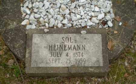 HEINEMANN, SOL - Craighead County, Arkansas | SOL HEINEMANN - Arkansas Gravestone Photos