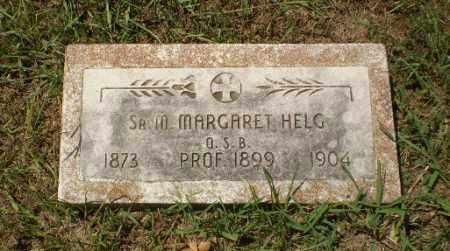 HELG, SISTER M. MARGARET - Craighead County, Arkansas | SISTER M. MARGARET HELG - Arkansas Gravestone Photos