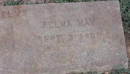 HELMS, ZELMA MAY - Craighead County, Arkansas | ZELMA MAY HELMS - Arkansas Gravestone Photos