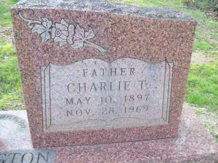 HERRINGTON, CHARLIE TROY - Craighead County, Arkansas | CHARLIE TROY HERRINGTON - Arkansas Gravestone Photos