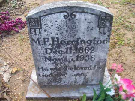HERRINGTON, MOSES FRANKLIN - Craighead County, Arkansas | MOSES FRANKLIN HERRINGTON - Arkansas Gravestone Photos