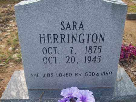 HERRINGTON, SARAH V. - Craighead County, Arkansas | SARAH V. HERRINGTON - Arkansas Gravestone Photos