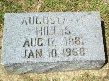 HILLIS, AUGUSTA N - Craighead County, Arkansas | AUGUSTA N HILLIS - Arkansas Gravestone Photos