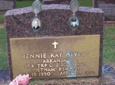 HIVELY  (VETERAN VIET, KIA), BENNIE RAY - Craighead County, Arkansas | BENNIE RAY HIVELY  (VETERAN VIET, KIA) - Arkansas Gravestone Photos
