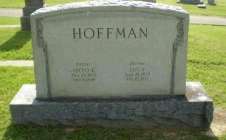 HOFFMAN, LUCY - Craighead County, Arkansas | LUCY HOFFMAN - Arkansas Gravestone Photos