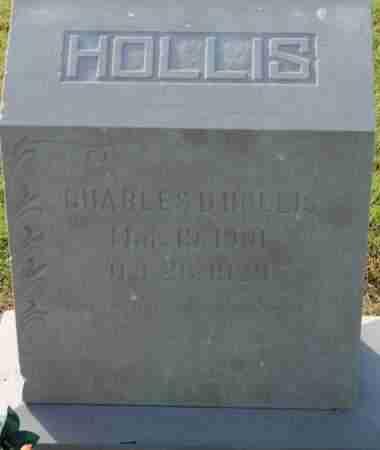 HOLLIS, CHARLES D - Craighead County, Arkansas | CHARLES D HOLLIS - Arkansas Gravestone Photos