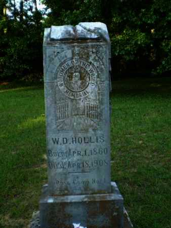 HOLLIS, W.D. - Craighead County, Arkansas | W.D. HOLLIS - Arkansas Gravestone Photos