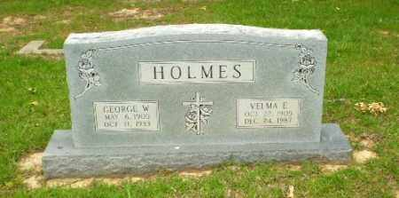 HOMES, VELMA E - Craighead County, Arkansas | VELMA E HOMES - Arkansas Gravestone Photos