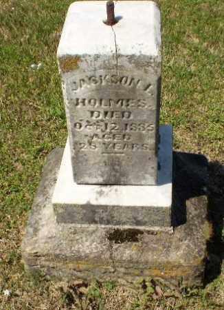 HOLMES, JACKSON L - Craighead County, Arkansas | JACKSON L HOLMES - Arkansas Gravestone Photos