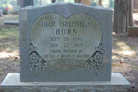 HORN, OLLIE - Craighead County, Arkansas | OLLIE HORN - Arkansas Gravestone Photos
