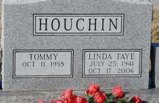 HOUCHIN, LINDA FAYE - Craighead County, Arkansas | LINDA FAYE HOUCHIN - Arkansas Gravestone Photos