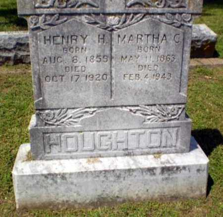 HOUGHTON, MARTHA G - Craighead County, Arkansas | MARTHA G HOUGHTON - Arkansas Gravestone Photos