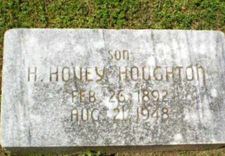 HOUGHTON, H.HONEY - Craighead County, Arkansas | H.HONEY HOUGHTON - Arkansas Gravestone Photos