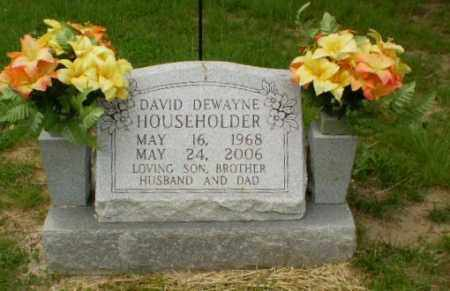 HOUSEHOLDER, DAVID - Craighead County, Arkansas | DAVID HOUSEHOLDER - Arkansas Gravestone Photos