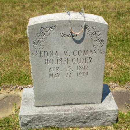 COMBS HOUSEHOLDER, EDNA M - Craighead County, Arkansas | EDNA M COMBS HOUSEHOLDER - Arkansas Gravestone Photos