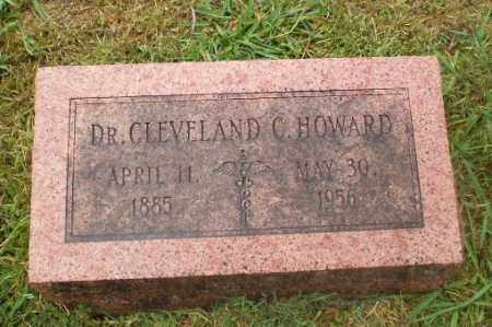 HOWARD, DR, CLEVELAND C - Craighead County, Arkansas | CLEVELAND C HOWARD, DR - Arkansas Gravestone Photos