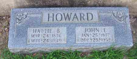 HOWARD, HATTIE B. - Craighead County, Arkansas | HATTIE B. HOWARD - Arkansas Gravestone Photos