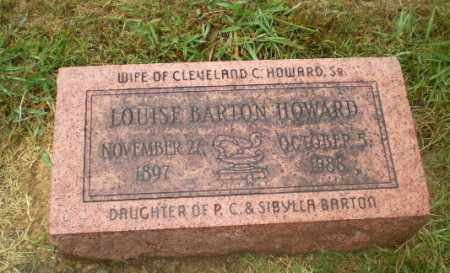 HOWARD, LOUISE - Craighead County, Arkansas | LOUISE HOWARD - Arkansas Gravestone Photos