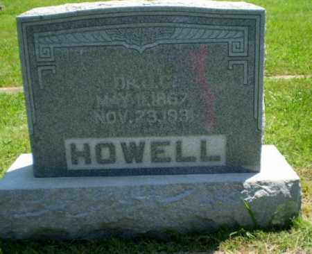 HOWELL, DR J C - Craighead County, Arkansas | DR J C HOWELL - Arkansas Gravestone Photos